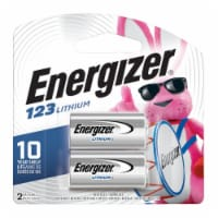 Energizer 123 Lithium 3-Volt Battery