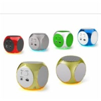 Craig Portable Wireless Stereo Bluetooth Speaker (cma3549) Colour May Vary - 1