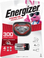 Energizer Vision LED Headlight - Red