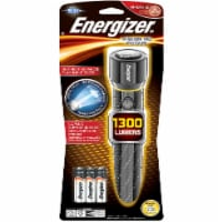 Energizer® Vision HD Focus Black Metal LED Flashlight - 1 ct