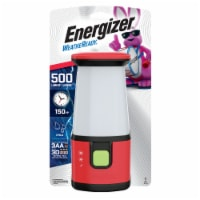 Energizer® Weatheready® 360° LED Lantern - Red