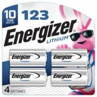 Energizer® Lithium 123 Batteries