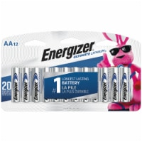 Energizer® Ultimate Lithium AA Batteries