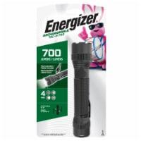 Energizer® Rechargeable TAC-R 700 Flashlight - Black