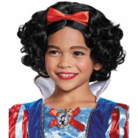 Snow White Deluxe Child Wig, Child One Size