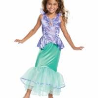 Disney Princess Ariel Classic Girls' Costume, Teal (4-6X)