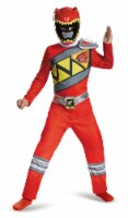 Red Ranger Dino Charge Classic Costume (7 - 8)