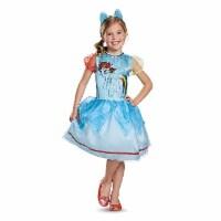 Kids Rainbow Dash Costume, 4-6x