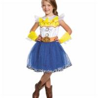 Disguise 403310 Girls Toy Story 4 Jessie Tutu Deluxe Child Costume, Medium