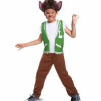Disguise 403331 Child Super Monsters Lobo Howler Classic Costume, Small 4-6