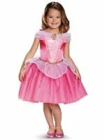 Disguise Aurora Classic Disney Princess Sleeping Beauty Costume, Small/4-6X