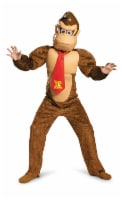 Disguise Donkey Kong Deluxe Super Mario Bros. Nintendo Costume, Large/10-12