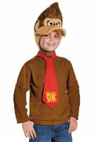 Disguise Donkey Kong Super Mario Bros. Nintendo Child Kit, One Size Child, One Color