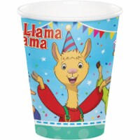 Creative Converting 338715 Llama Party Cups, 8 Count