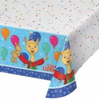 Creative Converting 338721 Llama Plastic Tablecloth