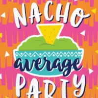 James Paul Products Fiesta Nacho Beverage Napkins