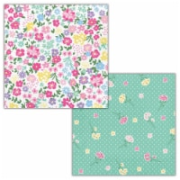 Creative Converting 339798 Floral Tea Party Napkins, 16 Count
