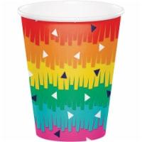 Creative Converting 340122 Fiesta Fun Cups, 8 Count