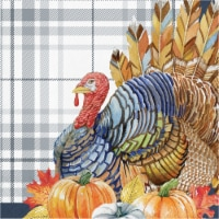 Creative Converting Thanksgiving Elegance Lunch Napkin