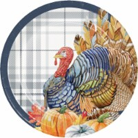 Creative Converting Thanksgiving Elegance Plates