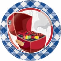 Creative Converting Summer BBQ Plate 8 Pack