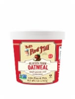 Bob's Red Mill Gluten Free Apple Pieces & Cinnamon Oatmeal Cup