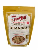 Bob's Red Mill Gluten Free Honey Oat Granola