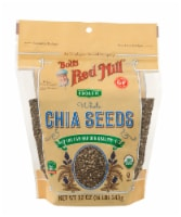 Bob's Red Mill Organic Whole Chia Seeds