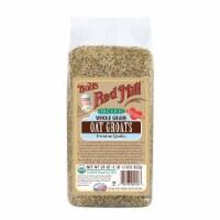 Bob's Red Mill  Organic Whole Grain Oat Groats