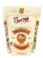 Bob's Red Mill Old Country Muesli Whole Grain Hot or Cold Cereal