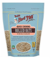 Bob's Red Mill Quick Cooking Whole Grain Rolled Oats