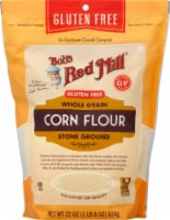 Bob's Red Mill Gluten Free Whole Grain Corn Flour