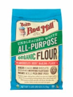 Bob's Red Mill Organic Unbleached White All-Purpose Flour