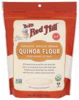 Bob's Red Mill Organic Whole Grain Quinoa Flour