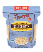 Bob's Red Mill Gluten Free Old Fashioned Whole Grain Rolled Oats