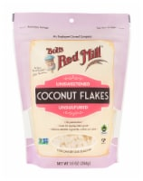 Bob's Red Mill Unsweetened Unsulfured Coconut Flakes