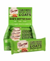 Bob's Red Mill Bob's Better Bar Peanut Butter Apple Spice & Oats Bars 12 Count