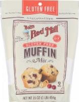 Bob's Red Mill Gluten Free Muffin Mix - 16 oz