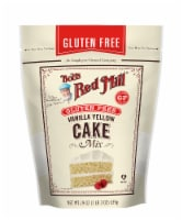 Bob's Red Mill Gluten Free Vanilla Yellow Cake Mix