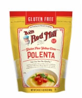 Bob's Red Mill Gluten Free Corn Grits Polenta