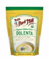 Bob's Red Mill Organic Corn Grits Polenta