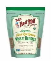 Bob's Red Mill Organic Hard Red Spring Wheat Berries