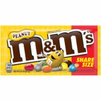 M&M's Peanut Chocolate Candy Sharing Size