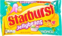 STARBURST Tropical Jelly Beans Chewy Easter Candy Bag
