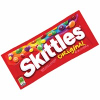 Skittles Assorted Fruit Flavors 2.17 Oz. Candy 1160 Pack of 36