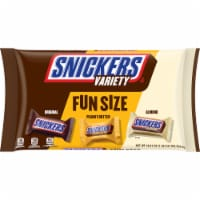 Snickers Fun Size Chocolate Candy Bars Variety Pack