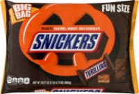 Snickers Fun Size Halloween Chocolate Bars