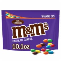 M&M's Dark Chocolate Candies Sharing Size