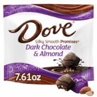 DOVE PROMISES Dark Chocolate Almond Candy