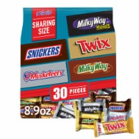 Mars Minis Favorites Candy Bar Variety Mix